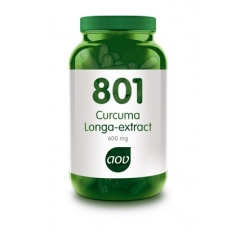 Curcuma Longa-extract 600mg - 60 caps