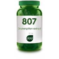 Druivenpitten-extract 60mg - 60 caps