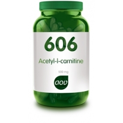 L-Carnitine 500 mg - 90 caps