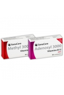 Methyl en Adenosyl B12 combinatie 120 smelttabletten