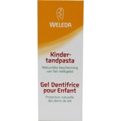 Kindertandpasta Weleda 50ml