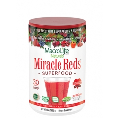 Miracle Reds poeder - 30 servings